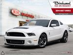 2010 Ford Mustang Shelby GT500 ONE Owner - Plenty OF Extras in Winnipeg, Manitoba