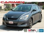 2014 Toyota Matrix Base Local Trade-in   CERTIFIED in Kitchener, Ontario