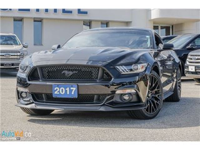 2017 Ford Mustang GT Premium in Cambridge, Ontario