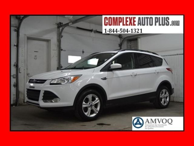 2014 Ford Escape SE 4x4 AWD 2.0L Ecoboost *Camera recul, Bluetooth in Saint-Jerome, Quebec
