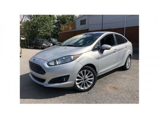 2014 Ford Fiesta SE in St Catharines, Ontario