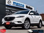 2013 Mazda CX-9 GT AWD 7 Saeters Leather Moonroof Bose NAVI in Markham, Ontario