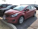 2013 Hyundai Elantra L in Burlington, Ontario