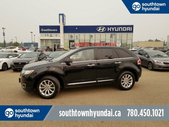 2011 LINCOLN MKX NAV/PANO ROOF/LEATHER in Edmonton, Alberta