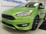2018 Ford Focus SE hatch with heated seats, heated steering wheel and a back up cam in Edmonton, Alberta