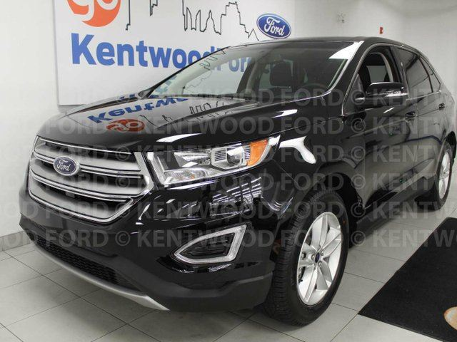 Ford Edge Sel Awd Ecoboost Heated Power Seats And Back Up Cam In Edmonton