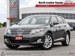 2009 Toyota Venza Base No Accidents, Toyota Serviced in London, Ontario