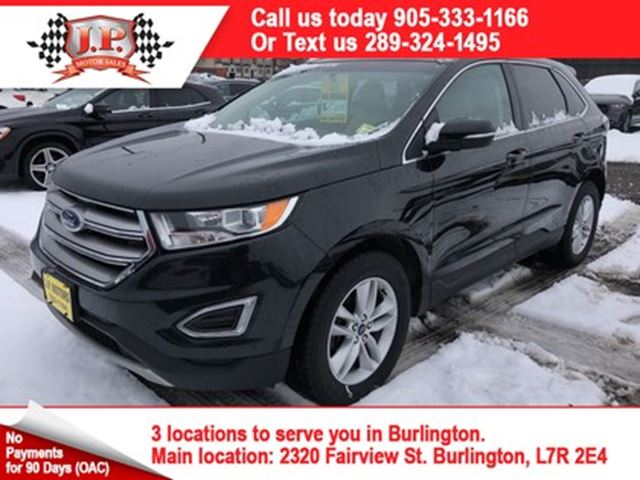 2015 FORD EDGE SEL, Automatic, Back Up Camera, AWD in Burlington, Ontario