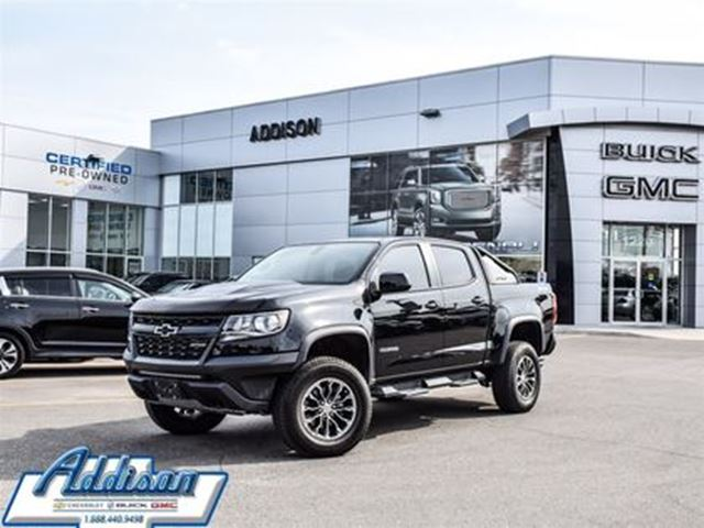 2018 CHEVROLET Colorado 4WD ZR2 in Mississauga, Ontario