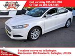 2015 Ford Fusion SE, Automatic, Steering Wheel Controls, in Burlington, Ontario