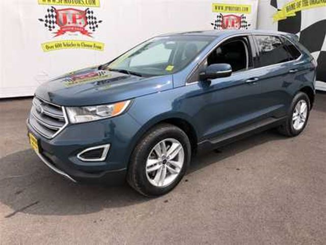 2016 FORD EDGE SEL, Navigation, Back Up Camera, AWD in Burlington, Ontario