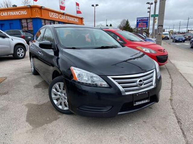 2014 Nissan Sentra 1.8 S   CAR LOANS APPROVED in London, Ontario