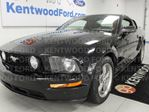 2005 Ford Mustang GT RWD 5-SPD manual Coupe with flashy red interior in Edmonton, Alberta