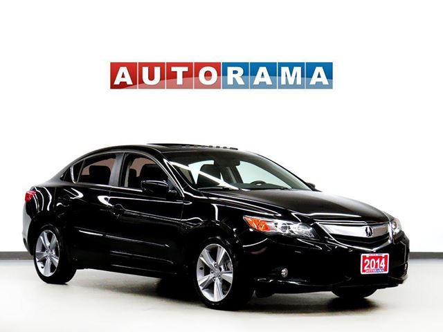 2014 Acura ILX LEATHER SUNROOF ALLOY WHEELS in North York, Ontario