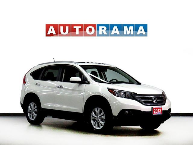 2013 Honda CR-V TOURING PKG NAVIGATION LEATHER SUNROOF 4WD in North York, Ontario