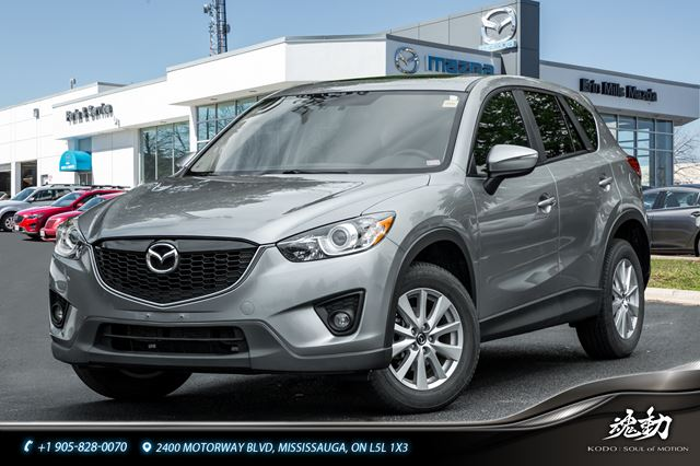 2015 MAZDA CX-5 GS in Mississauga, Ontario