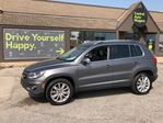2015 Volkswagen Tiguan HIGHLINE / LEATHER / NAVIGATION/ SUNROOF in Fonthill, Ontario