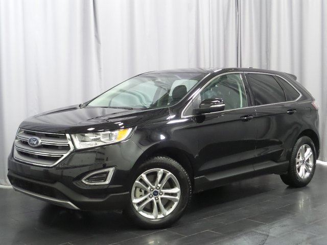 Ford Edge Sel Awdleather Sky Roof Navigation Navigation In Winnipeg