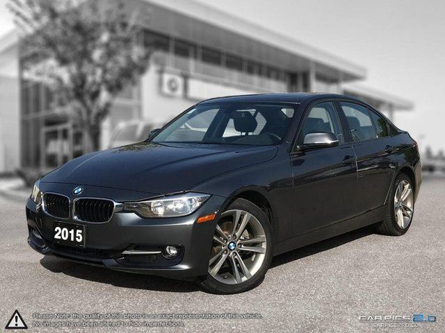2015 BMW 3 SERIES 320i xDrive Navigation! Sport Line in Winnipeg, Manitoba