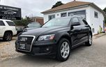 2012 Audi Q5 2.0L Premium LEATHER NO ACCIDENT in Mississauga, Ontario