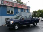 2012 Ford F-250 XL Supercrew 4x4 **Power Group/Only 34k!!!** in Barrie, Ontario