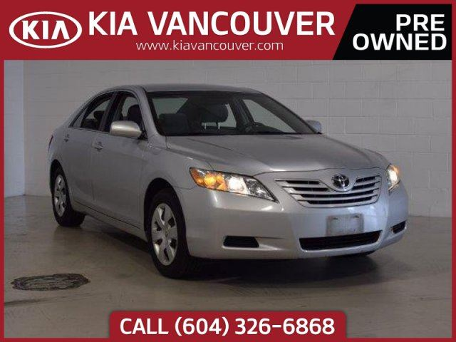 2007 TOYOTA CAMRY SE in Vancouver, British Columbia