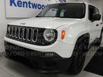 2015 Jeep Renegade SPORT FWD Renegade. Doesn't get better than that in Edmonton, Alberta