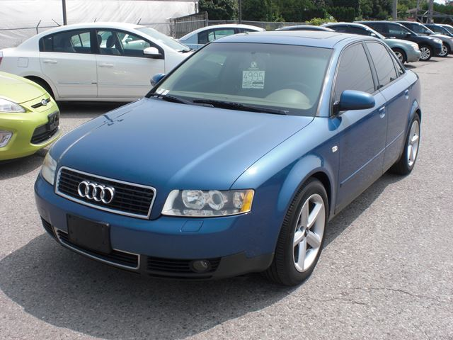 2003 Audi A4 1.8T in London, Ontario