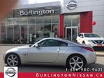 2005 Nissan 350Z ACCIDENT FREE, NEW ENGINE ! in Burlington, Ontario