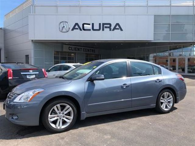 2012 NISSAN ALTIMA SR   1OWNER   NOACCIDENTS   ONLY12500KMS   270HP in Burlington, Ontario