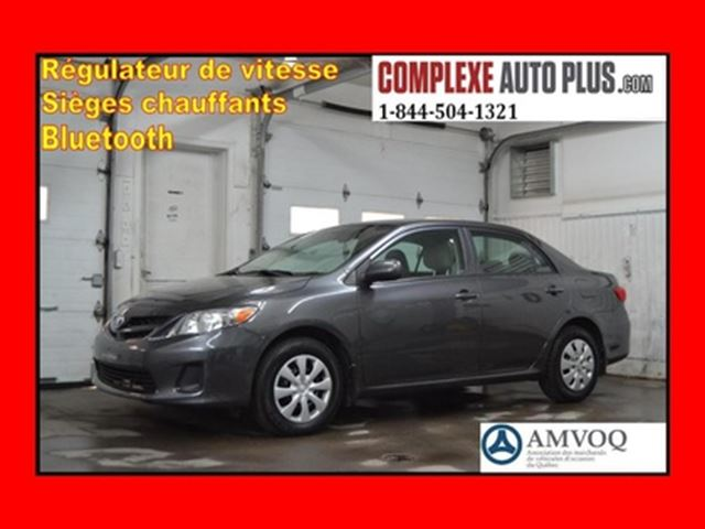 2013 TOYOTA COROLLA CE *A/C, Cruise, Groupe élec. in Saint-Jerome, Quebec