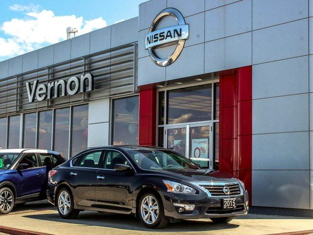 2015 NISSAN ALTIMA SV in Kelowna, British Columbia