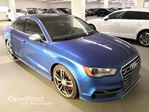 2016 Audi S3 4dr Sdn quattro 2.0T Technik FINANCE FOR AS LOW in Vancouver, British Columbia