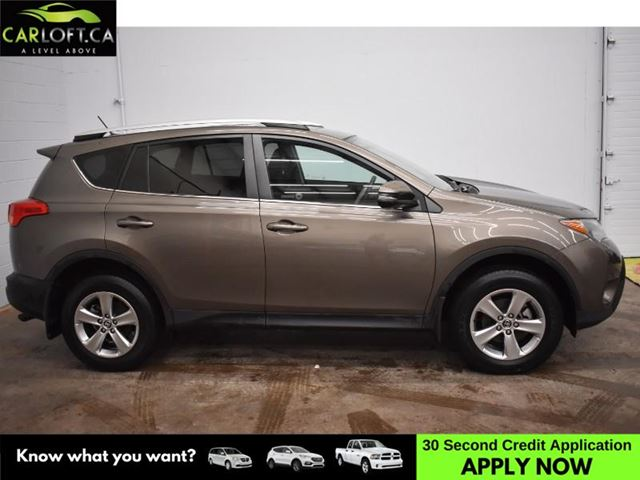 2015 TOYOTA RAV4 XLE- BLUETOOTH * BACKUP CAM * HEATED SEATS in Kingston, Ontario