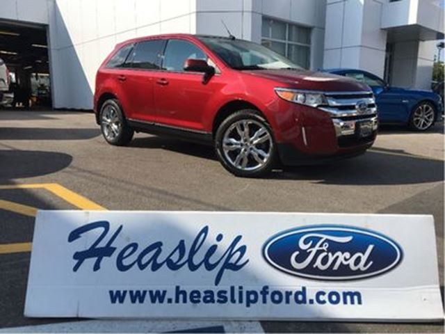 2014 FORD Edge SEL AWD in Hagersville, Ontario