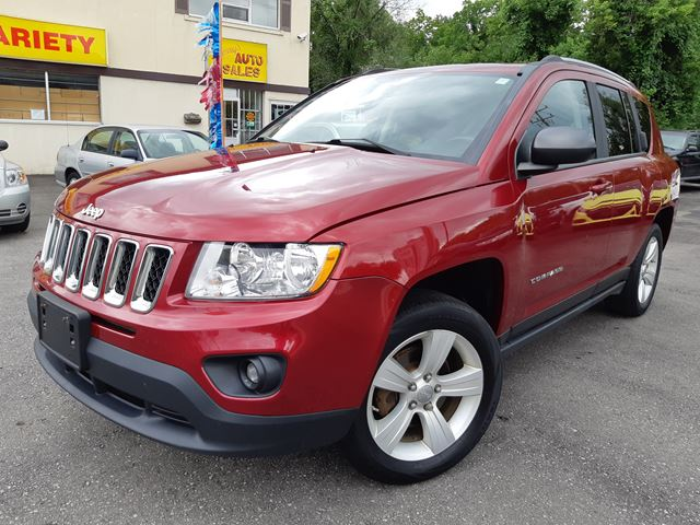 2012 Jeep Compass Sport in Dundas, Ontario
