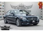 2015 Mercedes-Benz C-Class C300 4MATIC SPORT NAVIGATION PANORAMIC SUNROOF LEATHER in Toronto, Ontario