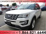 2016 Ford Explorer XLT | LEATHER | AWD | 1 OWNER | NO ACCIDENTS in Hamilton, Ontario