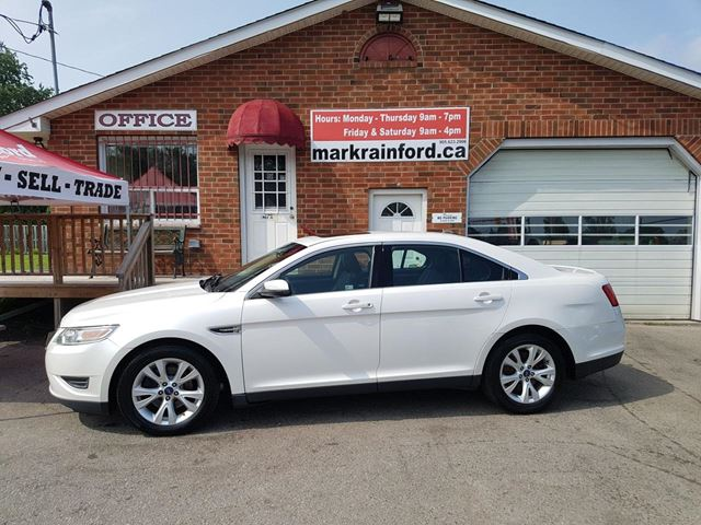 2010 Ford Taurus SEL in Bowmanville, Ontario