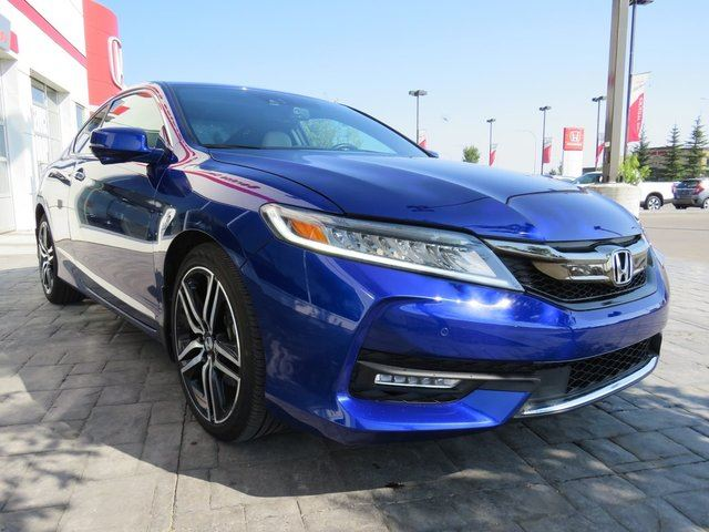 2016 HONDA Accord Touring V6 in Airdrie, Alberta