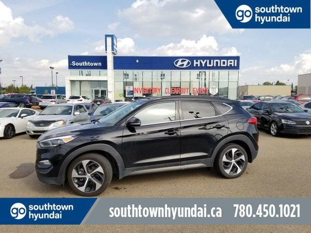 2016 HYUNDAI Tucson Limited/LEATHER/NAV/ROOF in Edmonton, Alberta
