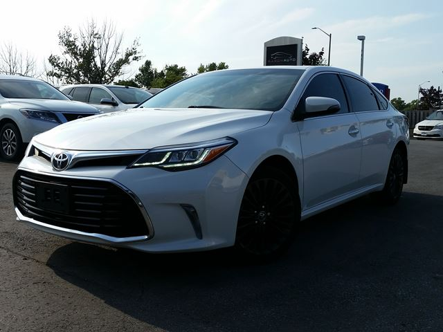 2016 TOYOTA Avalon TOURING--LEATHER-NAVIGATION-SUNROOF in Belleville, Ontario