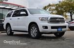 2016 Toyota Sequoia Limited, Navigation, Heated front seats, Power  in Richmond, British Columbia