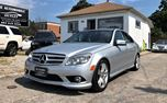 2010 Mercedes-Benz C-Class C 300 4MATIC NAVI LOW KMS NO ACCIDENT in Mississauga, Ontario