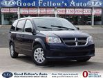 2014 Dodge Grand Caravan SXT MODEL, STOW AND GO, 7 PASSENGER in North York, Ontario