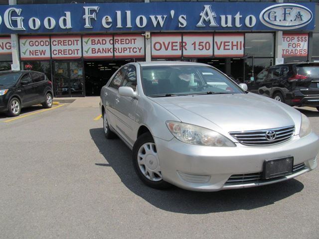 2005 TOYOTA Camry LE MODEL in North York, Ontario