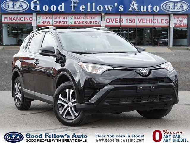 2017 TOYOTA RAV4 LE MODEL, AWD, REARVIEW CAMERA, HEATED SEATS in North York, Ontario