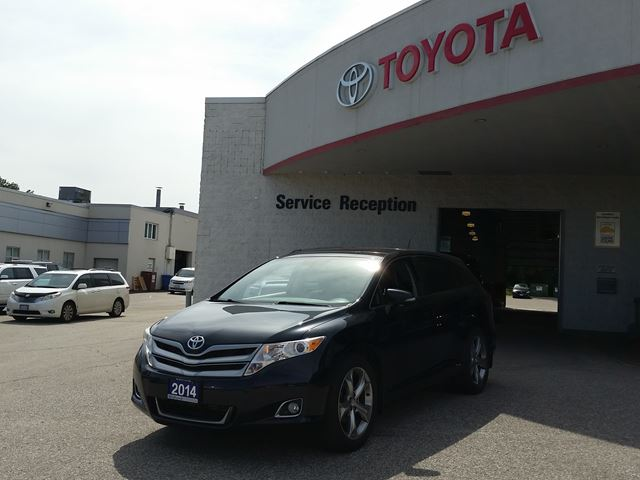 2014 TOYOTA Venza All Wheel Drive in Midland, Ontario