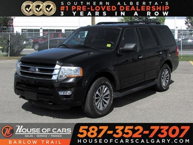 Ford Expedition Xlt Leather Back Up Cam In Calgary Alberta