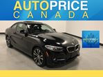 2014 BMW 228i MOONROOF|NAVIGATION|LEATHER|ONE OWNER |CLEAN CARPROOF in Mississauga, Ontario